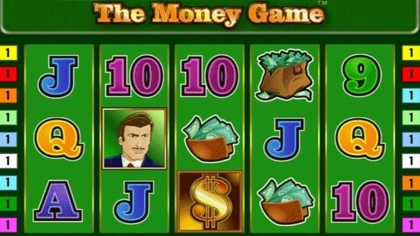 Комбинация для выигрыша в The Money Game